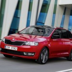 Новая Skoda Rapid Spaceback