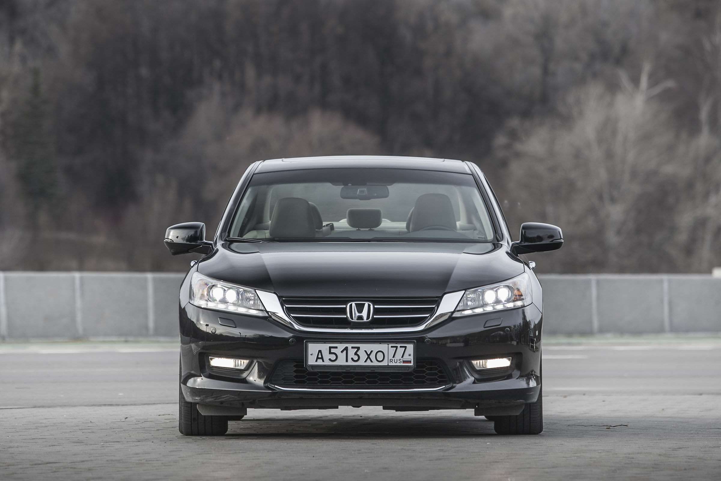 Honda Accord фото фас